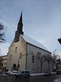 Image for Katholische Kapuziner-Klosterkirche (ehemalige) - Traunstein, Bavaria, Germany