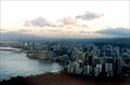 Image for Honolulu, Hawaii -  From Diamond Head