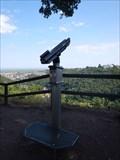 Image for Binocular at the monastery ruin Limburg - Bad Dürkheim
