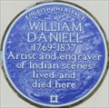 Image for William Daniell - St Pancras Way, London, UK