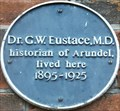 Image for Dr G W Eustace - Maltravers Street, Arundel, UK