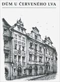 Image for The house 'Dum U cerveného lva'  by  Karel Stolar - Prague, Czech Republic
