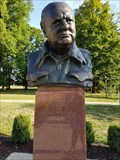 Image for Winston Spencer Churchill - Hyde Park, NY