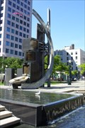 Image for The Poet, The Fever Hospital Fountain - Toronto