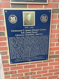 Image for Lt. T. James (Jimmy) Crotty plaque - Buffalo, NY