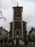 Image for Moot Hall Clock - Keswick, Cumbria, UK