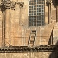 Image for Immovable Ladder - Church of the Holy Sepulchre, Jerusalem, Israel