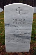 Image for William H. Christian, Jr., FBI Service Martyr, Quantico, VA