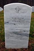 Image for William H. Christian, Jr., FBI Service Martyr, Quantico, VA