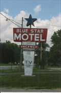 Image for Blue Star Motel - Auxvasse, MO