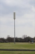 Image for Federal Modulator Model 6024 Electronic Warning Siren -- Soccer Fields, Richland College Dallas TX