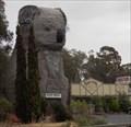 Image for The Giant Koala bear - Dadswells Bridge, Victoria, Australia
