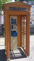 Image for Telefonni automat, Karlovy Vary, Mlynske nabrezi