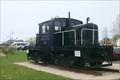 Image for Whitcomb 50-Ton Engine - Rochelle Railroad Park; Rochelle, IL