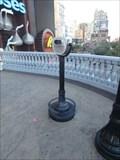 Image for NYNY Binoculars - Elevated Sidewalk - Las Vegas, NV