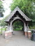 Image for St Mary Church Lychgate - Harrow-on-the-Hill, UK