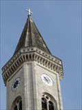Image for Clock on Ludwigskirche - Munich, Germany