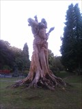 Image for Tree Carving in Pavilion Gardens - Buxton, Derbyshire