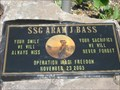 Image for SSgt. Aram J. Bass Memorial, Niagara Falls, NY.