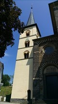 Image for Bell tower St. Arnulf Church, Nickenich, Rh.-Pf., Germany