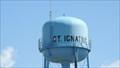 Image for Town of St. Ignatius Water Tower - St. Ignatius, MT