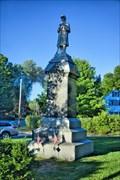 Image for Civil War Monument - Sourth Berwick ME
