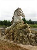 Image for The horse - Hamry nad Sazavou, Czech Republic