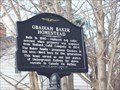 Image for Obadiah Baker Homestead - Orchard Park, New York