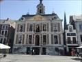 Image for L'hôtel de Ville, Huy, Wallonie