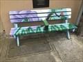 Image for Hidden Garden Bench - San Francisco, California
