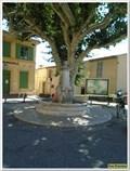 Image for La fontaine de la mairie - Eguilles, France