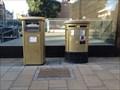Image for Gold Post Box For Gold Medallist Nicola Adams - Leeds, UK