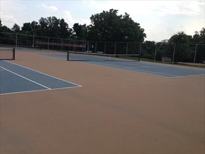 Three Courts, Falmouth, Virginia
