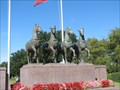Image for Four Horses of the Basilica of San Marco Reproduction - Fort Worth, Texas