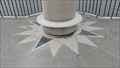 Image for Compass Rose on Merchant Navy WWII Memorial – Liverpool, UK