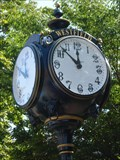 Image for Westfield Clock - Westfield, NY