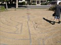 Image for Outdoor Labyrinth St Luke's Episcopal Church - Hollister, CA
