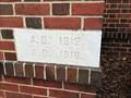 Image for 1916 - Cornerstone, St. Paul's Episcopal Church - Augusta, Georgia