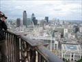 Image for London from  the dome of St Paul's Cathedral