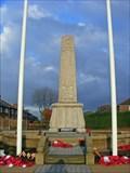 Image for Obelisk War Memorial, Hoyland, Barnsley, UK