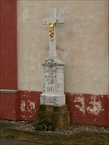 Image for Kamenný kríž u kostela sv. Jana Krtitele - Mašovice, okres Znojmo, CZ