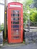 Image for Red Kiosk, Ganllwyd, Gwynedd, Wales
