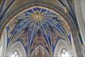 Image for Sternzeichen in der katholischen Pfarrkirche St. Nikolaus - Übersee, Bayern, Germany