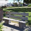 Image for Soroptimist Bench - Manteca, CA
