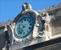 Image for Union Station Clock - Utica, NY