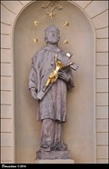 Image for St. John of Nepomuk / Sv. Jan Nepomucký - Námestí  Arnošta z Pardubic (Ceský Brod, Central Bohemia)