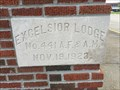 Image for 1923 - Excelsior Lodge, Jackson, MO.