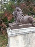Image for Lion statue - Hotel de ville d'Epernay - FRA