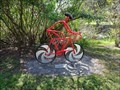 Image for Pete Cornell Memorial Bicycle Tender, Port Charlotte, Florida, USA