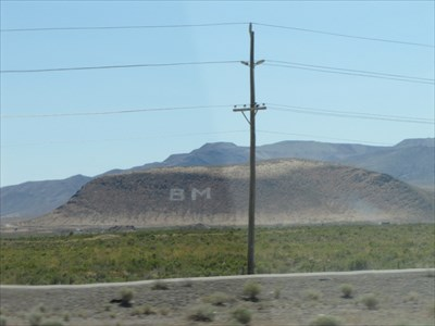 BM - Battle Mountain, Nevada